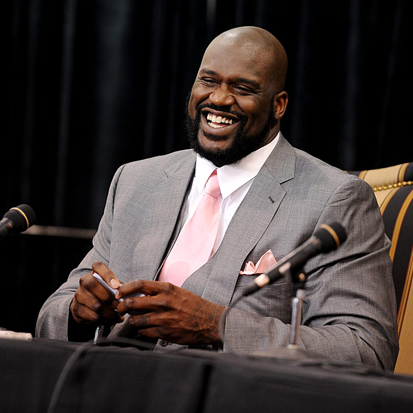 Basketball Shaquille O'neal