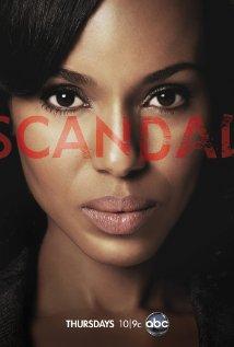 Kerry Washington Scandal Olivia Pope Poster