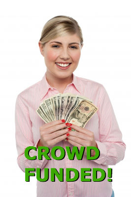 fundraising with crowdfunding