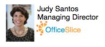 Judy Santos, Managing Director, OfficeSlice