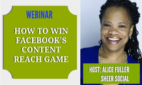 How To Win FB Content Reach Game