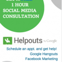 Google Helpouts Free Consultation