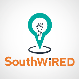 SouthWired 2014 logo