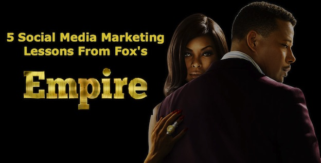 Fox's Empire Social Media Lessons Image