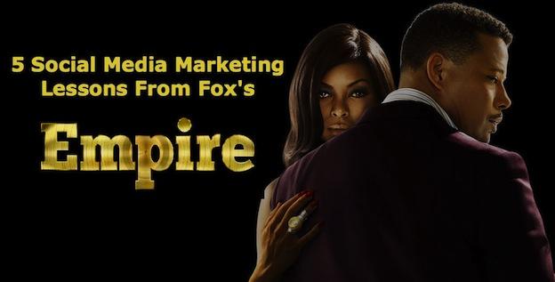 Fox's Empire Social Media Lessons Image