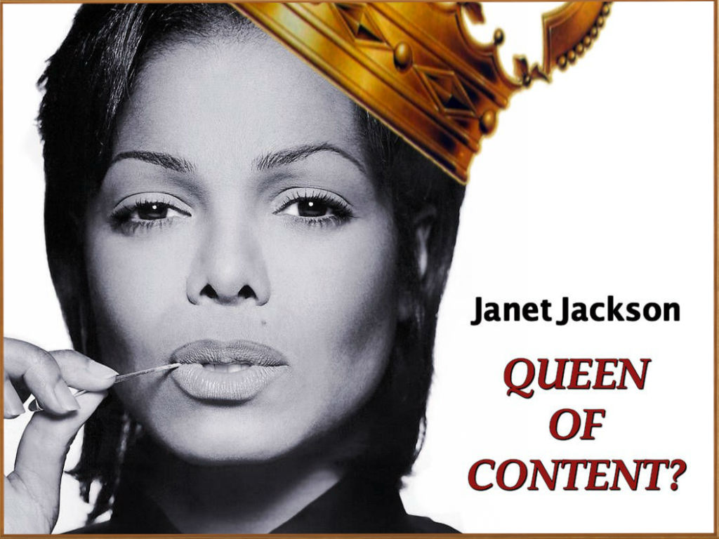 Janet-Jackson queen of content