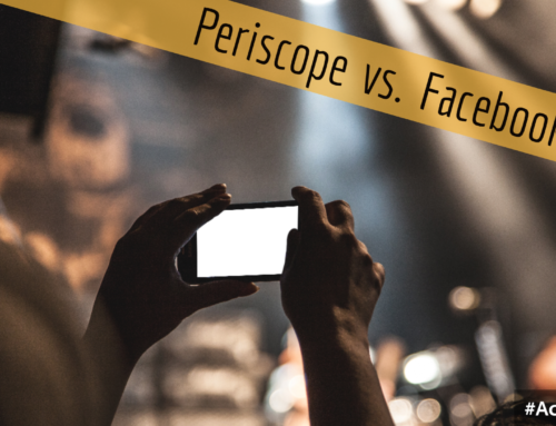 Periscope Verses Facebook Live Streaming