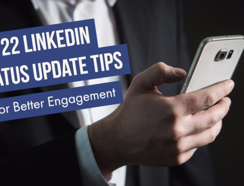 22 LinkedIn Status Update Tips
