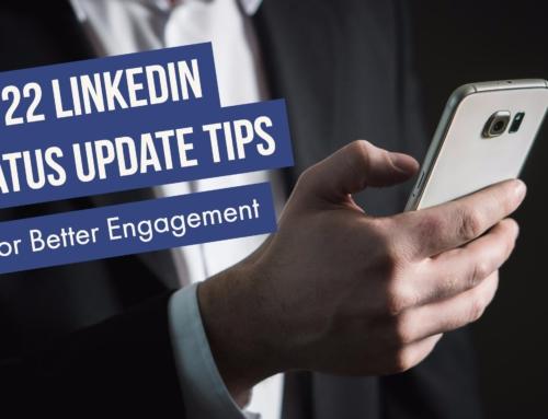 22 LinkedIn Status Update Tips